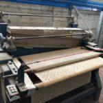 Bergi dedusting AR 13 DP buffing machine 1