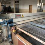 Bergi dedusting spruzzo buffing machine (2)