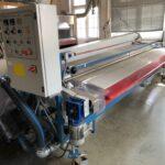Bergi dedusting spruzzo t2 ariosa buffing machine