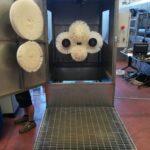 Chemical barrel washer barrel cleaner 4