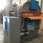 Mostardini MP4M Hydraulic press (2)
