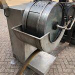 Sani testai Dose stainless steel labdrum (1)