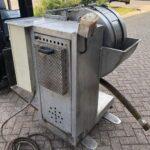 Sani testai Dose stainless steel labdrum (2)