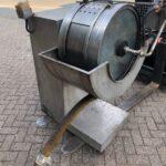 Sani testai Dose stainless steel labdrum (4)