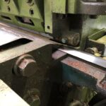 Turner dry wet blue splitting machine (1)