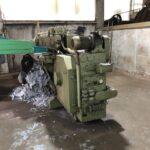Turner hydraulic splitting machine wet blue (2)