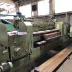 Turner hydraulic splitting machine wet blue (4)