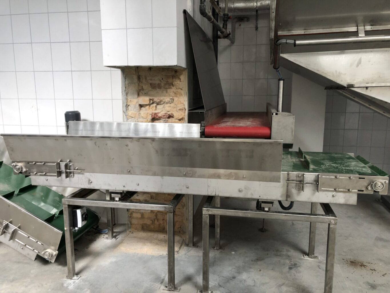 loading conveyors for soaking drums (5)