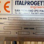 Italprogetti milling drum 4