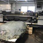 Splitting machine Mosconi Super Zenit 3